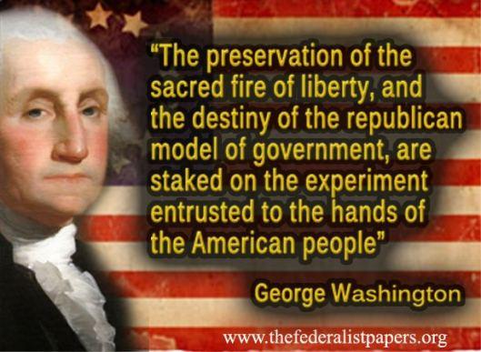 Sacred Fire of Liberty