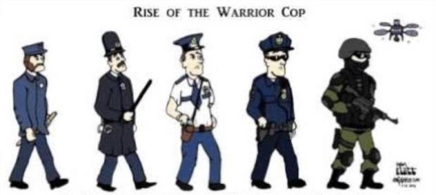 cop evolution